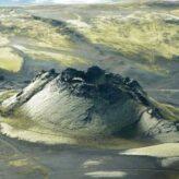 Sopky na Islandu