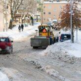 Počasí ve Švédsku
